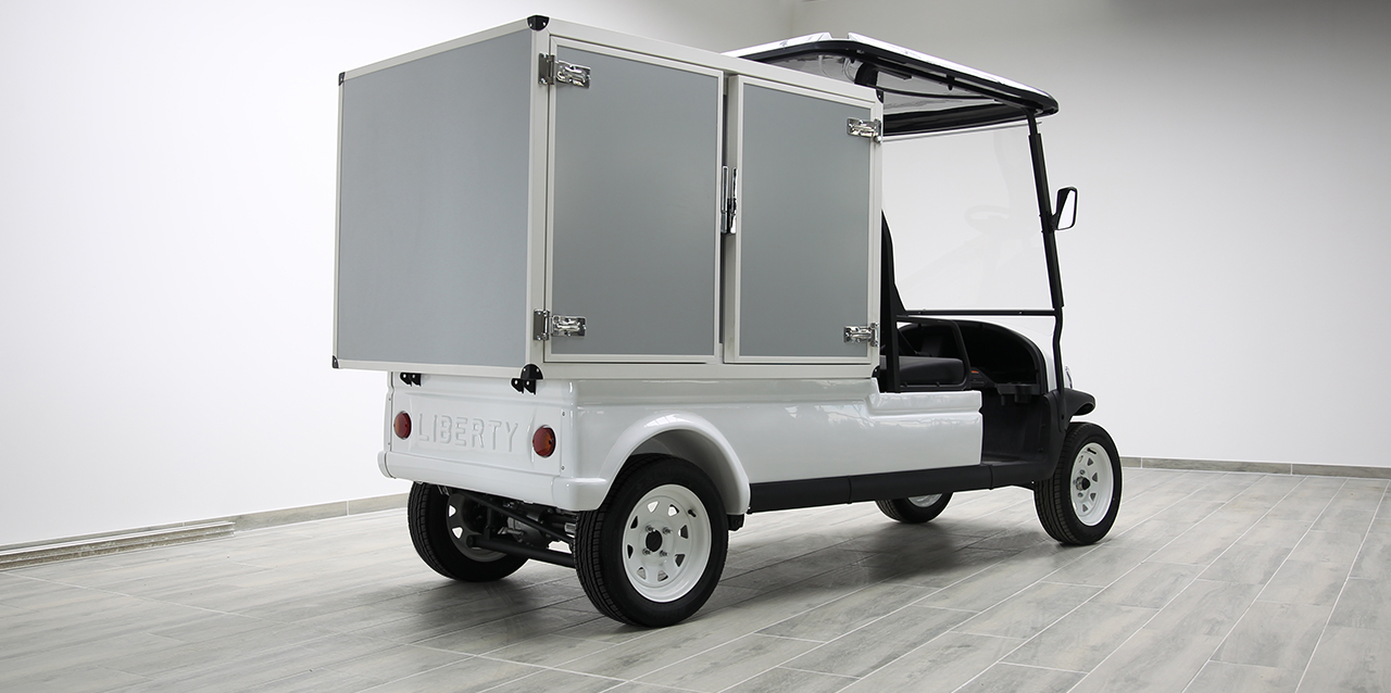 golfette COLD BOX rectangle