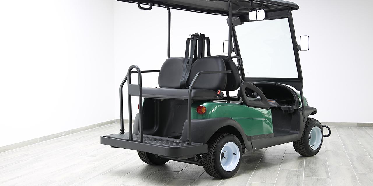 golfette Transport 2+2 rectangle