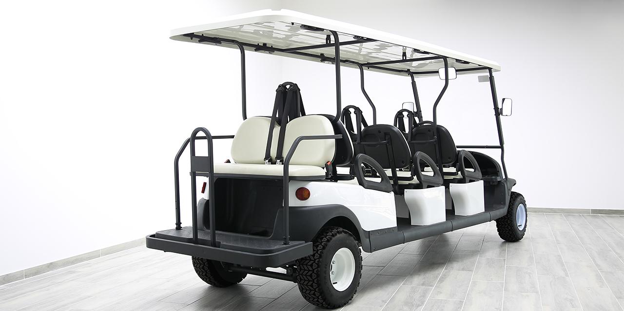 golfette Transport S6+2 rectangle