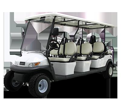 voiturette électrique Transport S6+2