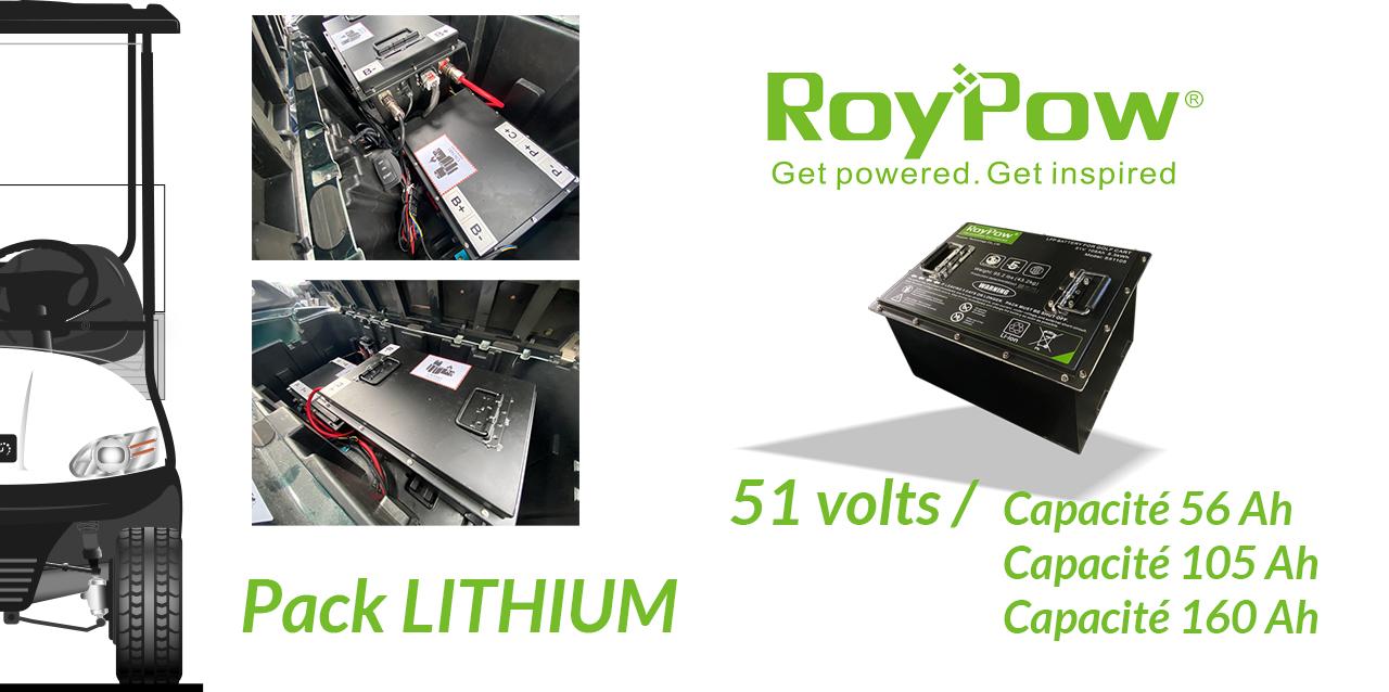 plaquette Batterie Lithium